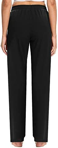 PACBREEZE Women's Yoga Pants Loose Comfy Pajama Pants Casual Pilates Running Workout Sweatpants with Pockets 5