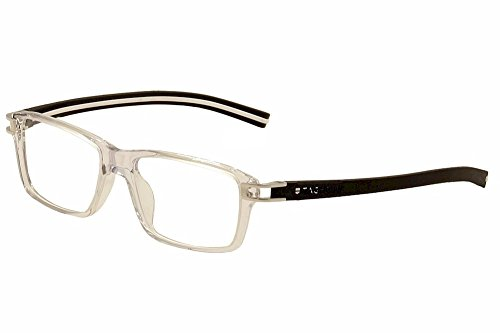 c9a728f0fc69 Tag Heuer Men s Eyeglasses Track S TH7601 TH 7601 006 Crystal Optical Frame  55mm - Buy Online in UAE.