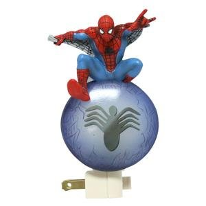 Westland Giftware Resin Nightlight, Spider-Man