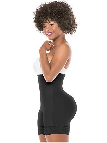 66229b8ef Fajas Salome 0218 High Waist Slimming Underwear Control Butt Lift BBL Shorts