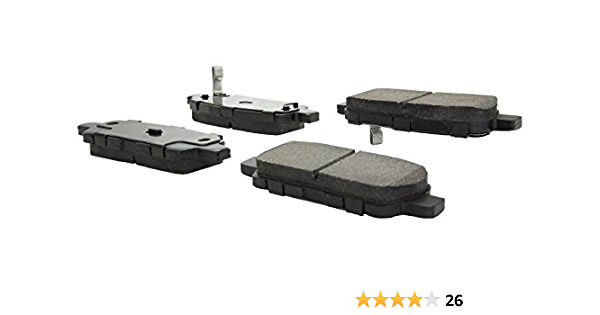 StopTech 300.13080 Premium Brake Pad