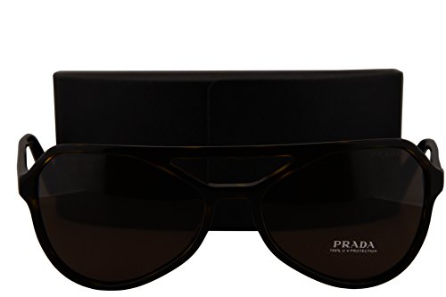 Prada PR22RS Sunglasses Havana w/Brown Lens 2AU8C1 SPR22R (Prada Men For Sale Sunglasses)