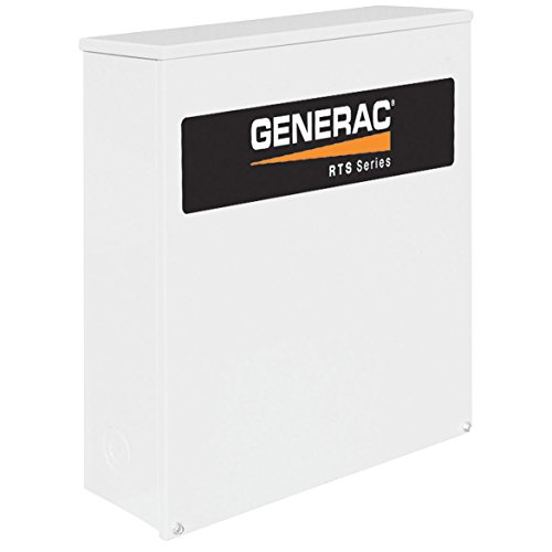 - - Generac RTS Automatic Generator Transfer Switch - 100 Amp, 120/240 Volts, 3 Phase, Type N, Model# RTSN100J3