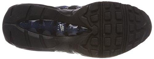 Nike Ginnastica Blue da 95 Nero Essential Uomo Air Obsidian Black Platinum 028 pure navy Max Scarpe rcXq7rwY