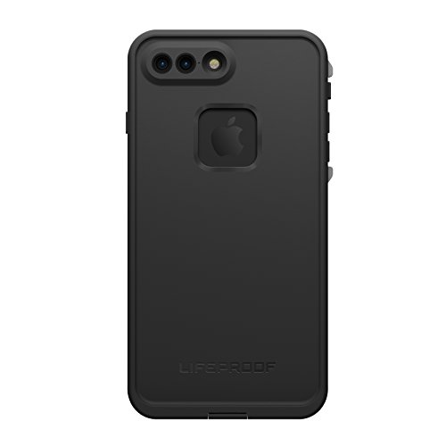 Lifeproof FRĒ SERIES Waterproof Case for iPhone 7 Plus (ONLY) - Retail Packaging - ASPHALT...