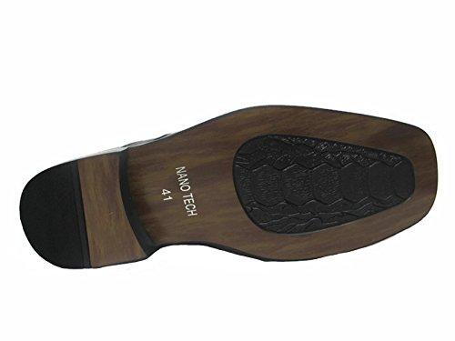 Habiller Confy Qualité Chaussures Fabio Par Nanotech Noir