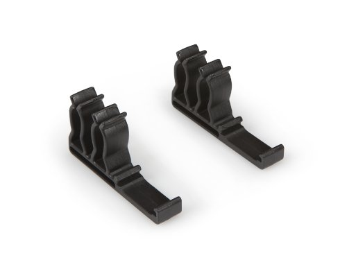 TEKTON 18816 1/2-Inch Drive Side Mount Ratchet and Extension Bar Holder Set, 2-Piece