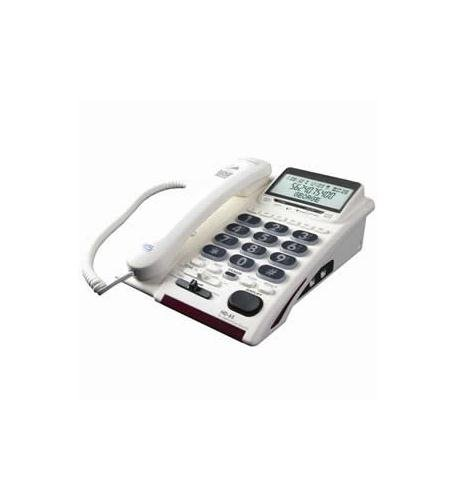 Serene Innovations SI-HD-65 High Definition Amplified CID Phone by Serene Innovations