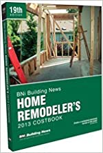 BNI Building News Home Remodeler's Costbook 2013