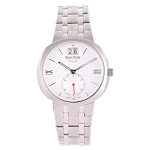 Bruno Sohnle Facetta Women's White Dial Casual Watch Stainless Steel Band - 1713152232