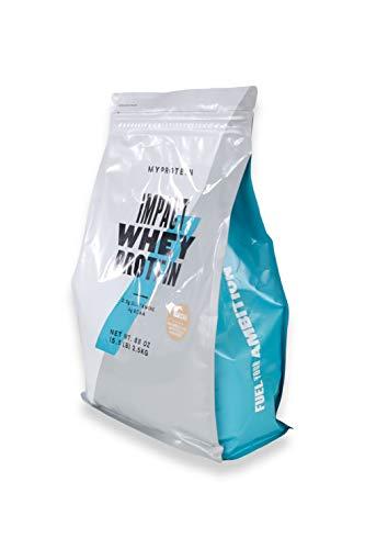 Myprotein® Impact Whey Protein Powder, Mocha, 5.5 Lb (100 Servings)