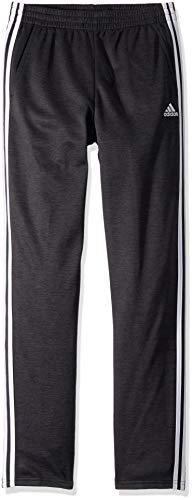 adidas Boys' Big Iconic Indicator Pant, Adi Black Heather, L (14/16)