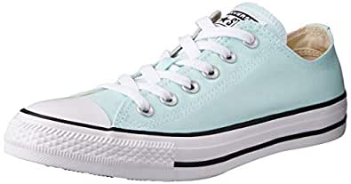 Converse Australia Chuck Taylor All Star Seasonal Color Low Top Sneakers, Teal Tint, 4 US