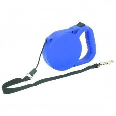 24 Foot Spring Loaded Retractable Reel Dog Leash