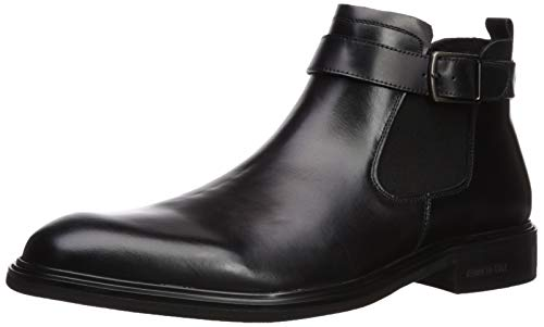 (Kenneth Cole New York Men's Donnie Chelsea Boot, Black, 11 M US)