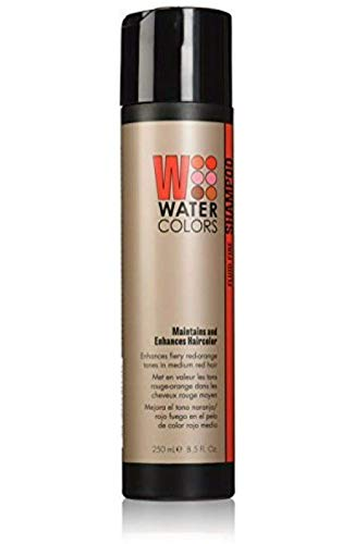 Color Maintenance Watercolors Shampoo Fluid Fire 8.5 Oz