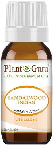 (Sandalwood (East Indian Mysore) Essential Oil 10 ml 100% Pure Undiluted Therapeutic Grade.)