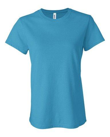 Ladies' Rib Tee Shirt