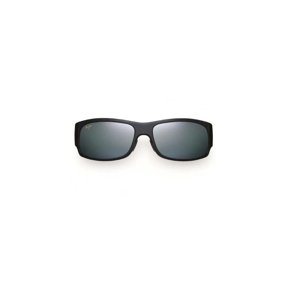 Maui Jim Longboard Fashion Sunglasses   Black