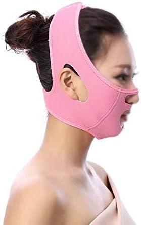 JIANPING Perte de Poids Ceinture Masque V Visage Artefact Double Menton Masque Lift Sommeil Thin V Visage Bandage Visage Autocollant Ceinture en V