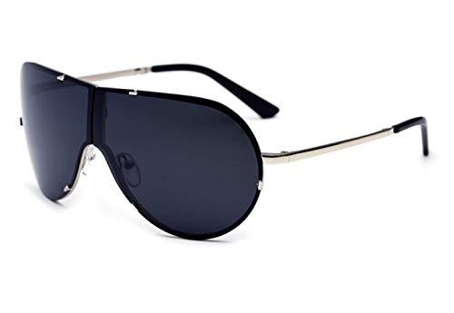hombres UV400 gafas de Huyizhi Los Silver polarizadas gafas Guay moda sol pesca Protección Conducción viajar polarizadas de para qFqUEPw