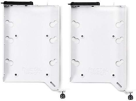 Fraczt Design Festplatteneinschub Kit Weiß Computer Zubehör