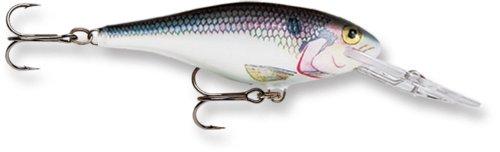 Rapala Shad Rap 07 Fishing lure (Shad, Size- - Fishing Shad Lures