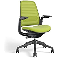 Steelcase 435A00 Series 1 Work Chair Office, Wasabi