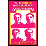Brute & Other Farces (58) by Bentley, Eric - Chekhov, Anton [Paperback (2000)]
