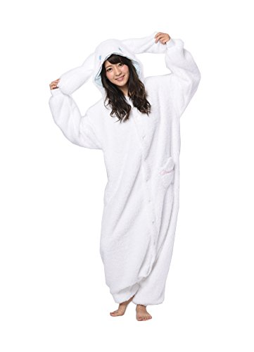 SAZAC Halloween Cinnamoroll Kigurumi (Adults, Cinnamoroll)