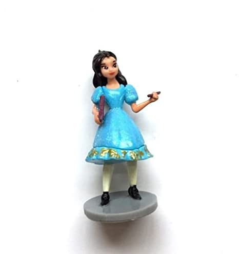 Amazon.com: 6pcs Elena of Avalor Pincess Skyla Figure Figurine Play set Toy Doll Cake Topper: Toys & Games