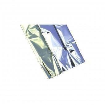 Rettungsdecke Gold/Silber 210x160cm