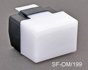 Sto-Fen Omni Bounce OM-199A Flash Diffuser (for Canon 199-A Flash)