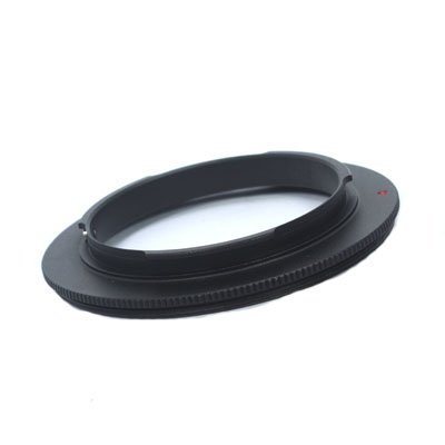 Reverse Macro Ring (49mm Macro Reverse Adapter Ring for CANON EOS EF Mount)