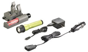 Streamlight SG74359 Strong C4 LED Flashlight Lime Piggyback by Streamlight B01AKFR9S0