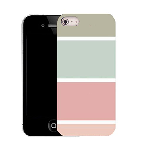 Mobile Case Mate IPhone 5S clip on Silicone Coque couverture case cover Pare-chocs + STYLET - acceptance pattern (SILICON)