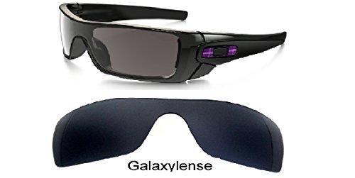 Batwolf noir pour Lunettes soleil rechange UVAB homme lentilles galaxylense Oakley 100 de polarisé pZqX6Yx