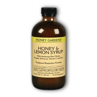 Syrup Honey Lemon Honey Gardens Jar product image