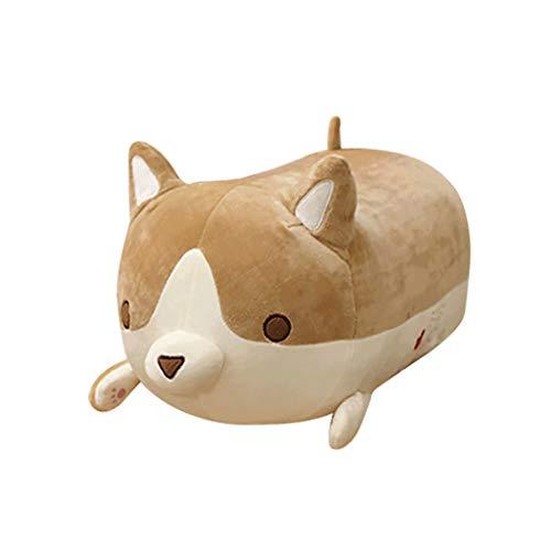 SMTSMT Baby Toddler Soft Toys Shiba Inu Plush Stuffed Sotf Pillow Doll Cartoon Doggo Cute Toy Dog Animal Armilum Toy