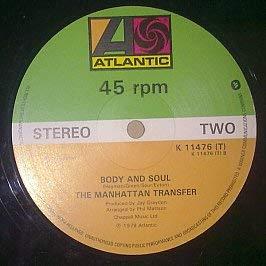 The Manhattan Transfer / Twilight Zone / Twilight Tone