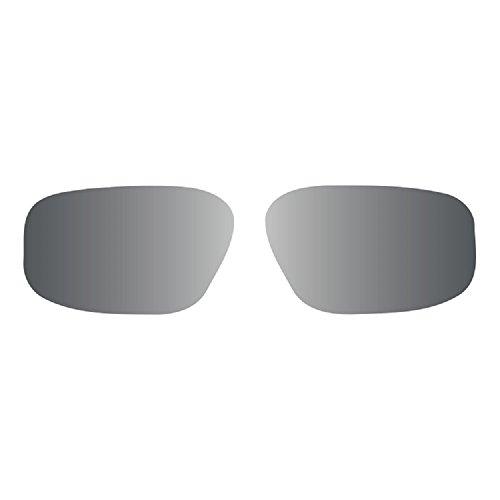 Custom Made Costa Del Mar Fantail 60mm Replacement Lenses - CHOOSE COLOR (Grey - Costa Colors Lens