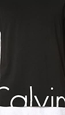 Calvin Klein Jeans Men's Split Logo Tee