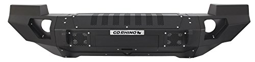 - Go Rhino 230120T BRJ40 Front Replacement Bumper