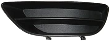 OE Replacement Toyota Corolla Front Driver Side Bumper Insert Unknown Partslink Number TO1038116