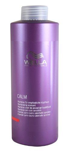 Wella Professionals Balance Calm unisex, Shampoo für empfindliche Kopfhaut 1000 ml, 1er Pack (1 x 1 Stück)