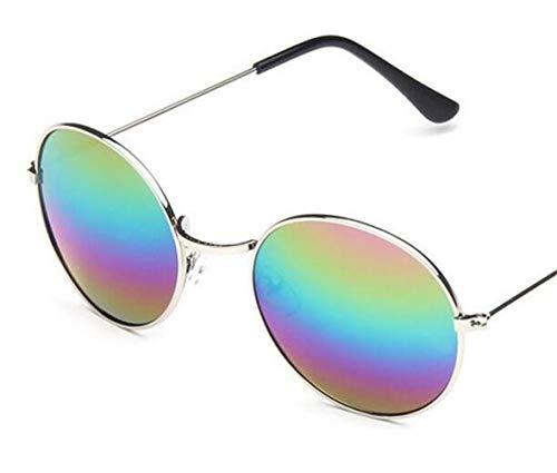 colorées FlowerKui de de pour soleil protectrices soleil de unisexe lunettes Lunettes Multicolore de lentille UV400 qxrqZwg4I