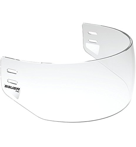 Bauer Pro Straight Half Visor