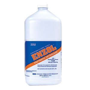Enzol Enzymatic Detergent - J&J Health Care Syst Inc 532252 Enzol Enzymatic Detergent 1 Gallon Container,J&J Health Care Syst Inc - Each 1
