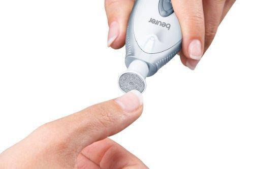 Beurer MP 41 - Anwendung Fingernägel