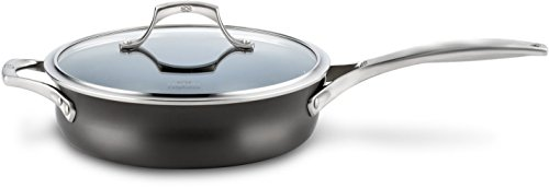 Calphalon Unison Nonstick 3 Qt. Saute Pan with Cover by Calphalon